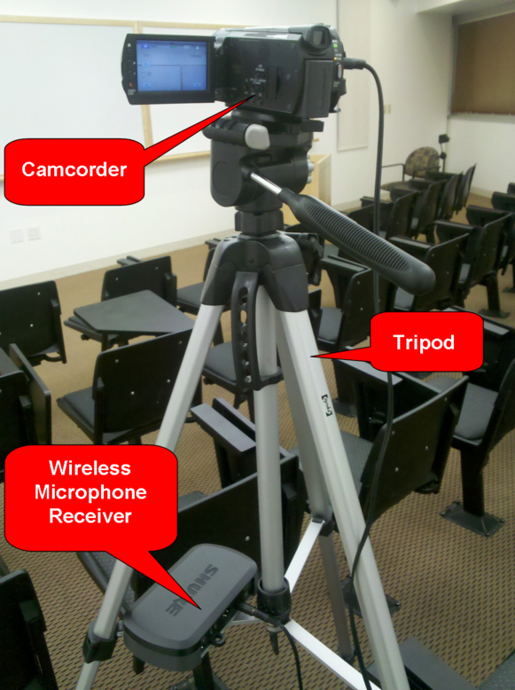 Set-up of ClassX capturing